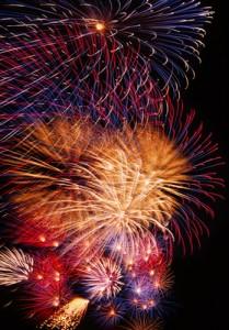 4th of July fireworks in Destin FL