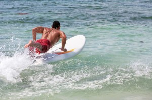 surf board and paddle board rentals