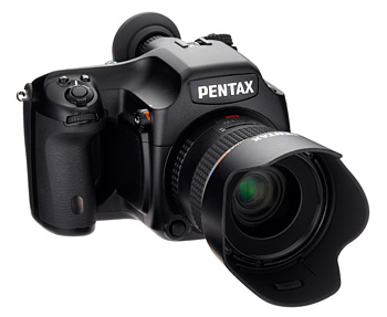 Pentax 645D Medium Format HDR (in camera)