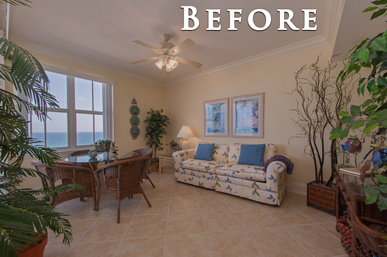 Staging A Home Sitting Before